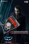 Enterbay - HD-1006 - The Dark Knight: Joker 1/4 Scale Figure (With Clown Mask Gift Exclusive)