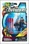 "Hasbro - Avengers Movie 3.75"" Hawkeye 3 Launching Arrows"