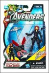 "Hasbro - Avengers Movie 3.75"" Grapple Blast Black Widow"