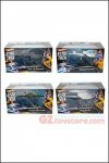 Hot Wheels - Hot Wheels Star Trek 1:50 Scale Series 1 Set of 4