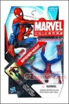 Hasbro - Marvel Universe 3.75 Inch Series 18 Spider-Man (Peter Parker: Blue & Red Costume)