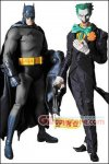 Medicom - Real Action Heroes (RAH) Batman Hush: Set of 2 1/6 Scale Figures