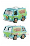 Hot Wheels - 1:50 Elite One Scooby Doo Mystery Machine with Scooby & Shaggy