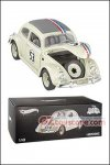 Hot Wheels - Elite Cult Classics 1:18 Scale 1962 VW Herbie The Love Bug