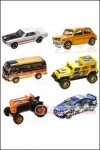 Matchbox - 1:64 60th Anniversary Assortment A Set of 6