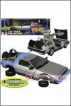 Diamond Select Toys - Back to the Future II: 1/15 Scale Delorean (EE Exclusive)