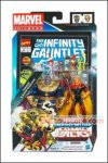 Hasbro - Marvel Universe Greatest Battles Comic Packs: THANOS & ADAM WARLOCK