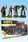 Mezco - Hellboy 2 The Golden Army 3.75in boxed set