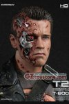 Enterbay - Terminator 2: The Judgment Day T-800 Battle Damaged Edition