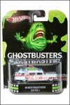 Hot Wheels - Retro Entertainment Assortment A: Ghostbusters Ecto-1