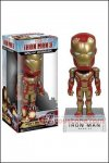 Funko - Iron Man 3 Iron Man Mark 42 Wacky Wobbler Bobble Head