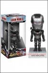Funko - Iron Man 3 War Machine Wacky Wobbler Bobble Head