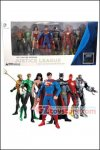 DC Collectibles - We Can Be Heroes Justice League 7-Pack Box Set