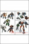 Hasbro - Transformers Generations 2013 Deluxe Series 2 - Ruination Set of 5