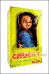 Mezco - Child's Play Chucky 15-Inch Mega Scale