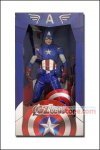 NECA - The Avengers: Captain America 1/4 Scale Action Figure