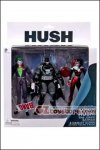 DC Collectibles - Hush: Joker, Harley Quinn & Stealth Batman 3-Pack