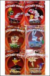 Hot Wheels - Pop Culture Assortment A (Looney Tunes) Set of 6