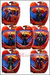 Mattel - Superman Man of Steel Movie Masters Set of 7