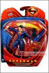 Mattel - Superman Man of Steel Movie Masters: Superman with Key