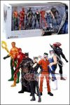 DC Collectibles - The New 52 Super Heroes VS Super Villains 7-Pack