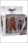 DC Collectibles - Arkham City: Mr.Hammer & Harley Quinn 2-Pack