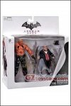 DC Collectibles - Arkham City: Sickle & Penguin 2-Pack