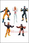 "Hasbro - Wolverine Legends PX Exclusive 6"" Set of 4"