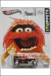 Hot Wheels - Pop Culture Assortment B (Muppets) Midnight Otto