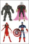 "Hasbro - Marvel Universe 3.75"" 2013 Wave 1 Set of 4"