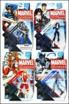 "Hasbro - Marvel Universe 3.75"" 2013 Wave 5 Set of 4"