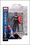 Diamond Select Toys - Marvel Select Captain America 2 The Winter Soldier: Captain America