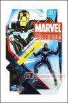 "Hasbro - Marvel Universe 3.75"" 2013: Black & White Iron Man"
