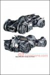 Hot Wheels - Elite Cult Classics 1:18 Scale Batman Arkham Knight Batmobile