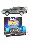 Hot Wheels - Elite One 1:50 Scale Back To The Future Time Machine