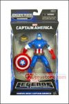 Hasbro - Captain America Marvel Legends Infinite Series 1: Marvel Now! Captain America