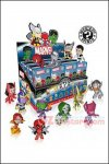 Funko - Marvel Mystery Minis Figure Bobble Head Display Box - Case of 24