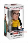 Funko - The Big Bang Theory : Star Trek Leonard Wacky Wobbler Bobble Head
