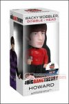 Funko - The Big Bang Theory : Star Trek Howard Wacky Wobbler Bobble Head