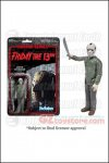 "Funko - ReAction 3.75"" Action Figure Horror Series: Friday the 13th Jason Voorhees"