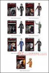 "Funko - ReAction 3.75"" Action Figure Horror Series: Set of 7"
