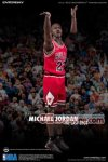 Enterbay - Michael Jordan #23 (Red Jersey) The Last Shot 1/6 Scale Figure