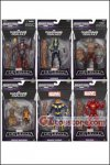 Hasbro - Guardians of the Galaxy Marvel Legends Infinite Series 1 - Set of 6