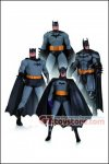 "DC Collectibles - Batman 75th Anniversary 7"" Action Figure 4-Pack"