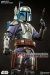 Sideshow Collectibles - Jango Fett Sixth Scale Figure