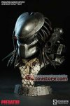 Sideshow Collectibles - Predator Masked Hunter Legendary Scale Bust