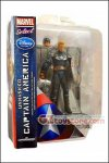 Diamond Select Toys - Marvel Select Unmasked Captain America Movie Exclusive