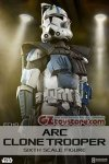 Sideshow Collectibles - Arc Clone Trooper: Echo Phase II Armor Sixth Scale Figure