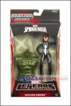 Hasbro - Amazing Spider-man 2 Marvel Legends Infinite Series 2 - SKYLINE SIRENS (Spider-Girl)