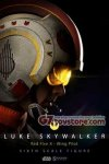 Sideshow Collectibles - Luke Skywalker: Red Five X-Wing Pilot Sixth Scale Figure
